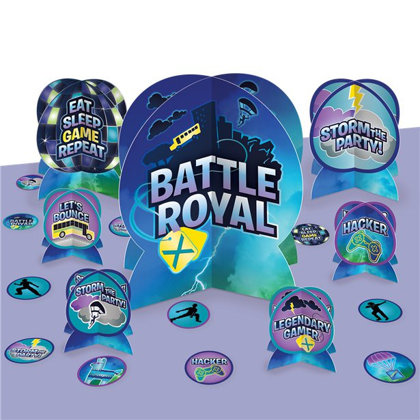 Fortnite Battle Royal set deko tavola