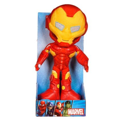 Marvel Avengers Iron Man Action peluch 25cm Size: 25cm