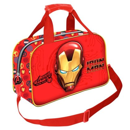 Marvel Iron Man sport bag 38cm Size: 25x38x15cm