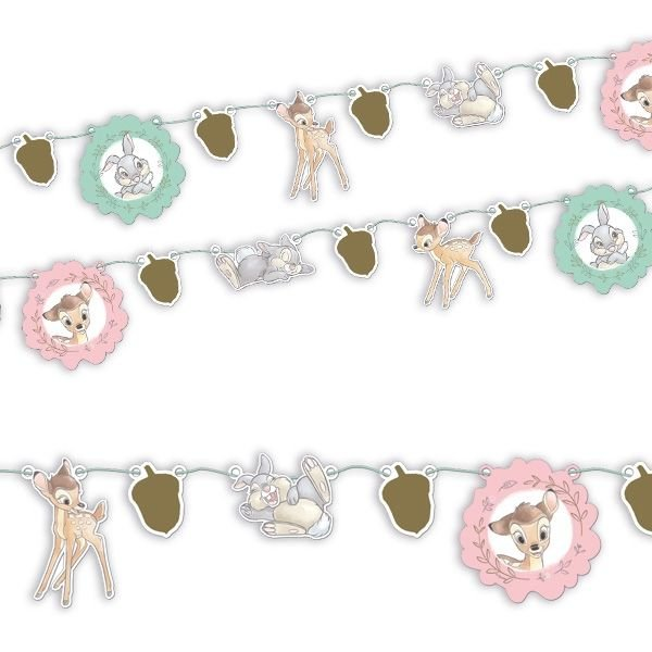 Partykette Bambi, 2m