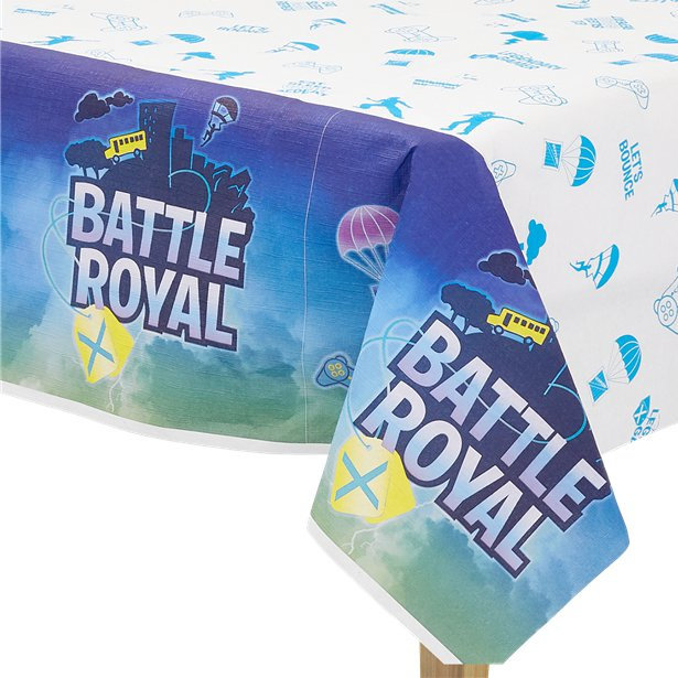 Tischdecke 1,37 x 2,43 mtr. Fortnite Battle Royal