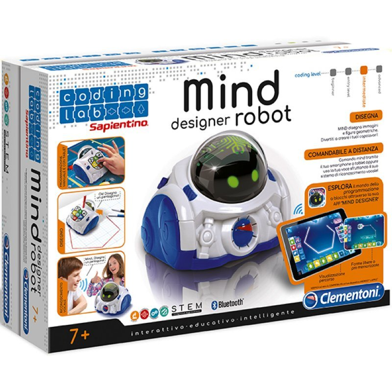 MIND Designer: Robot Educativo Intelligente