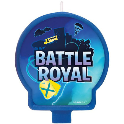 fortnite Battle Royal candela H 7 x B 6,6 cm.