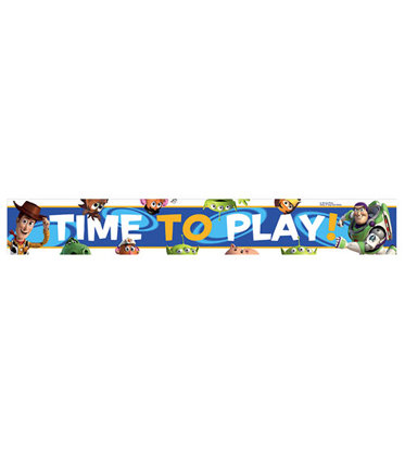 3 banner 13x90 cm Toy Story