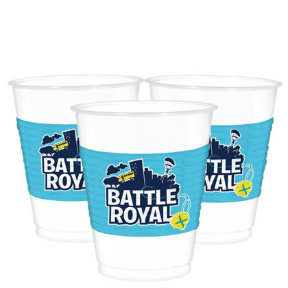 8 bicchieri 473 ml fortnite Battle Royal
