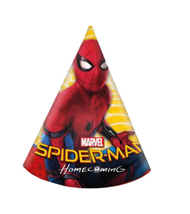 cappellini Spiderman Homecoming