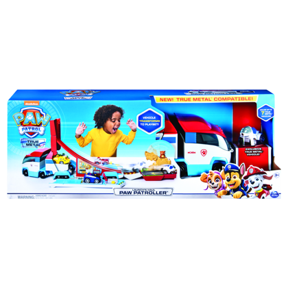 Paw Patrol True Metal Playset