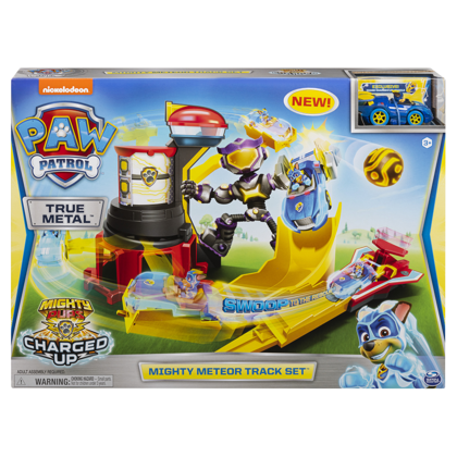 Paw P. True Metal Playset Meteor