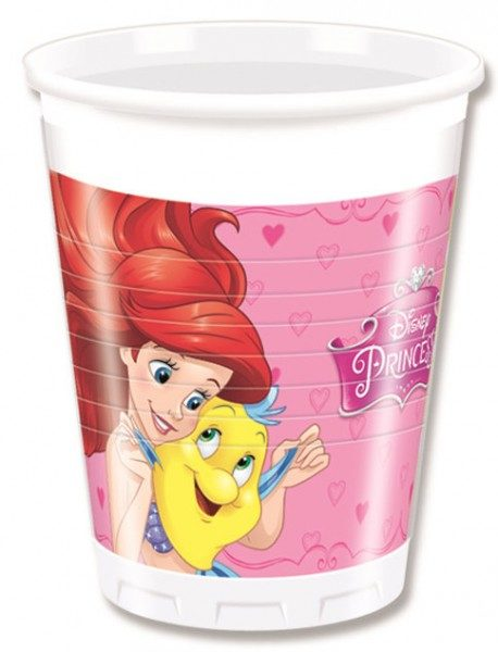 8 becher disney princess dreaming