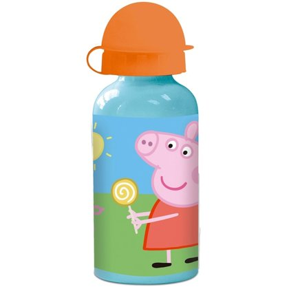 Peppa Pig - borraccia aluminio