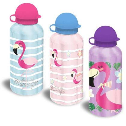 Flamingo Trinkflasche ass