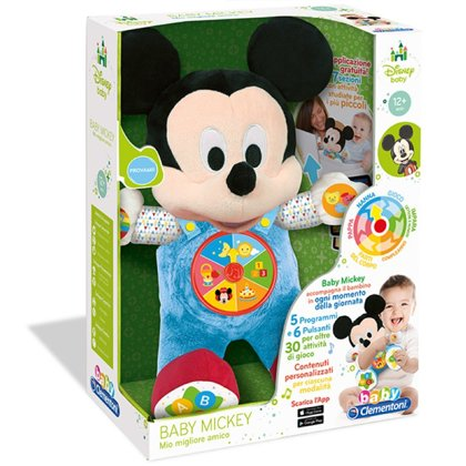 Mickey Mouse Italiano Clementoni