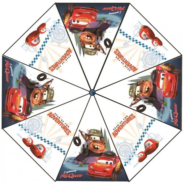 Disney Cars Transparent ombrello Ø76 cm