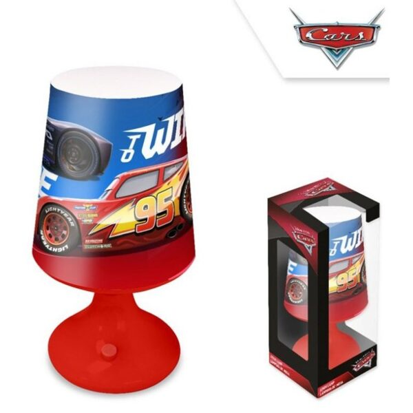 Disney Cars Mini LED Lampade 18 cm