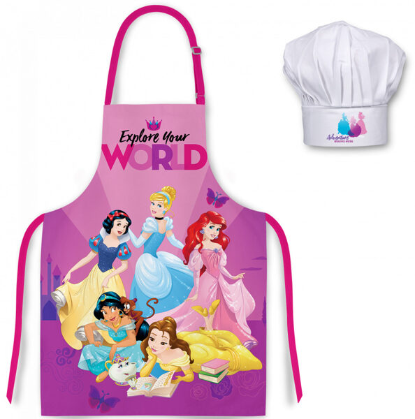 Disney Princess Kind Schürze-Set