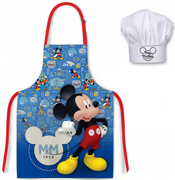 Disney Mickey Kind Schürze-Set