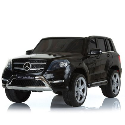 Ride-on Mercedes-Benz GLK 350 nero 1 batteria 6V - 7Ah inclusa Età 3+