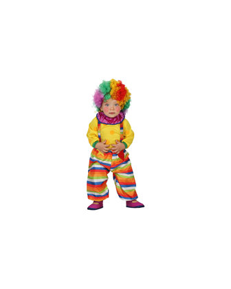 Costume Clown con pantaloni