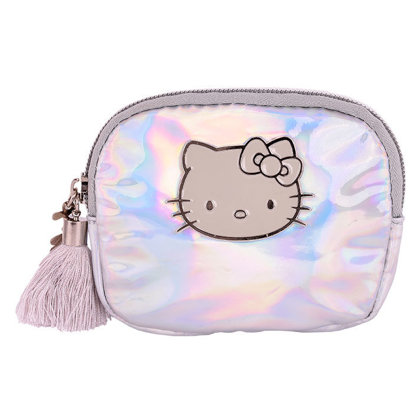 Borsellino metallico Hallo Kitty