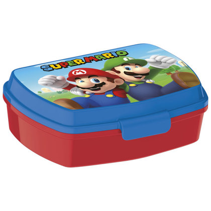 Super Mario lunch box