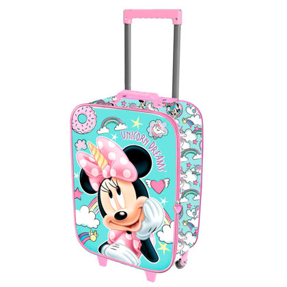 Trolley Minnie Mouse 52x34x17cm