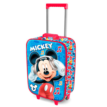 Trolley Mickey Mouse  52x34x17cm