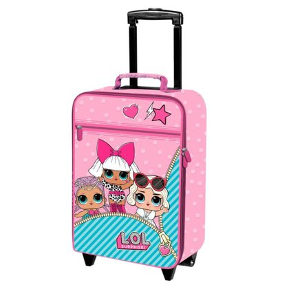 valigia trolley LOL Surprise 2r 53cm (33,5x53x18cm)